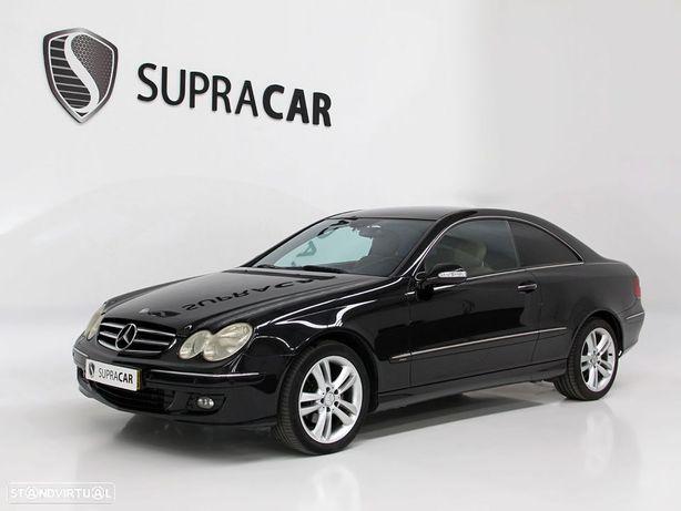 Mercedes-Benz CLK 220 CDi Avantgarde