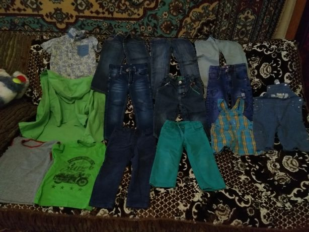 Одяг дитячий для хлопчика