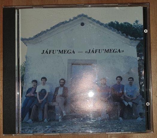 CD de Jáfu'mega musica portuguesa