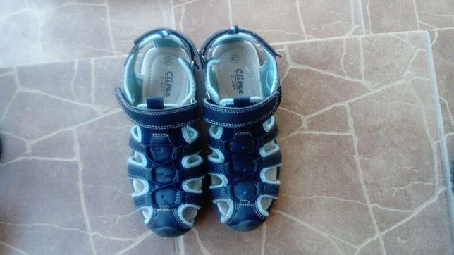 Sandały chłopięce 35