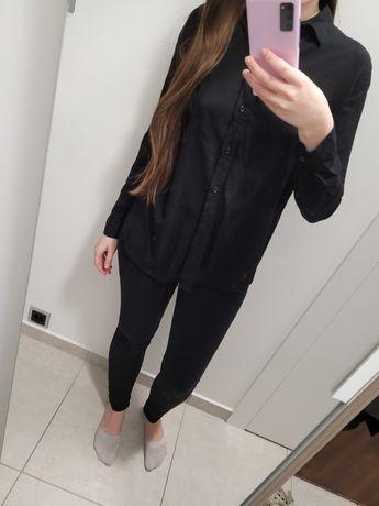 Czarna koszula h&m m