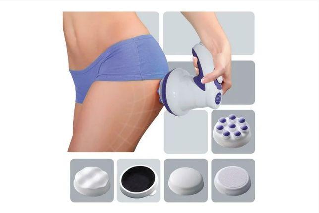Антицеллюлитный ВиброМассажер Relax Tone для тела, рук и ног