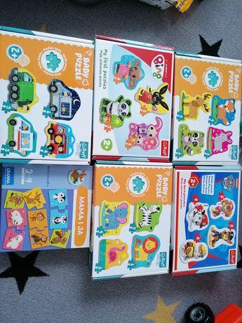 Puzzle 2+ dla dzieci