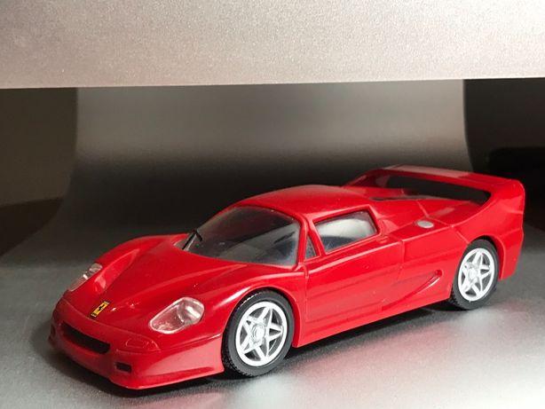 Ferrari F50 Shell model zabawka autko