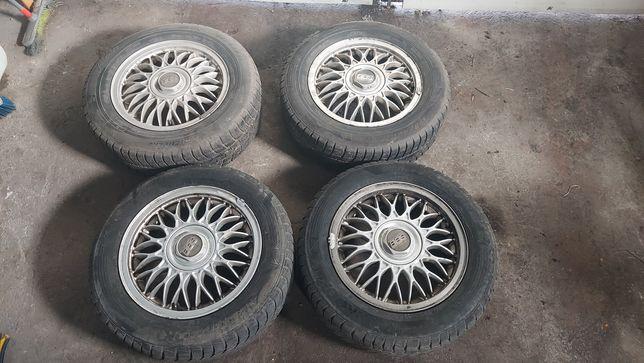 "Felgi BBS RS433 15"" 4x100 VW, Opel"