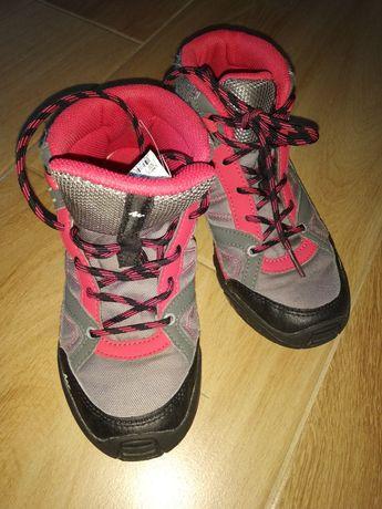 Buty trekkingowe Decathlon r. 35