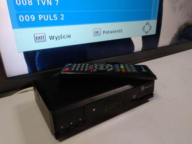 Dekoder dvb-t cabletech urz0090 + GRATIS!