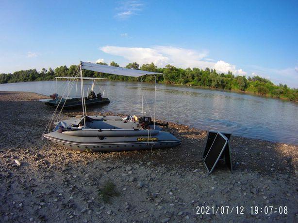Катамаран Boate House Sea Fisher 410 2019року