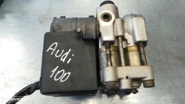 Módulo De Abs Audi 80 (81, 85, B2)