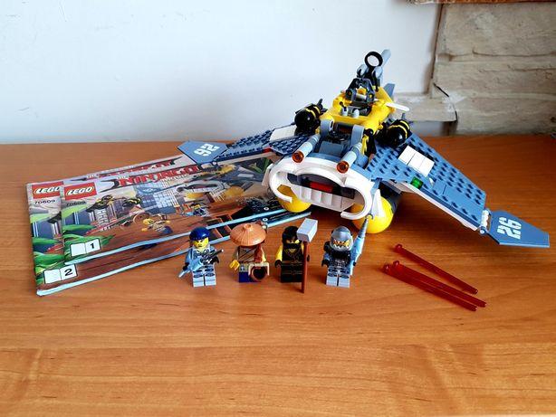 Lego Ninjago 70609 manta bomber