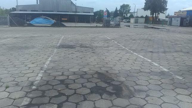 Miejsa Parkingowe Dla Tirów