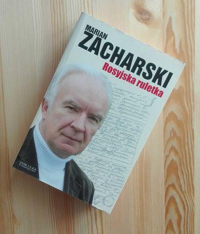 Książka: Marian Zacharski, Rosyjska ruletka