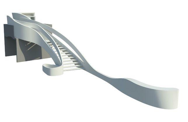 Projeto 3D Arquitetura, Estrutura, Especialidades em Revit