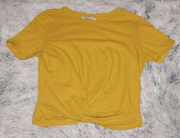ZARA TRAFALUC koszulka r. S/36