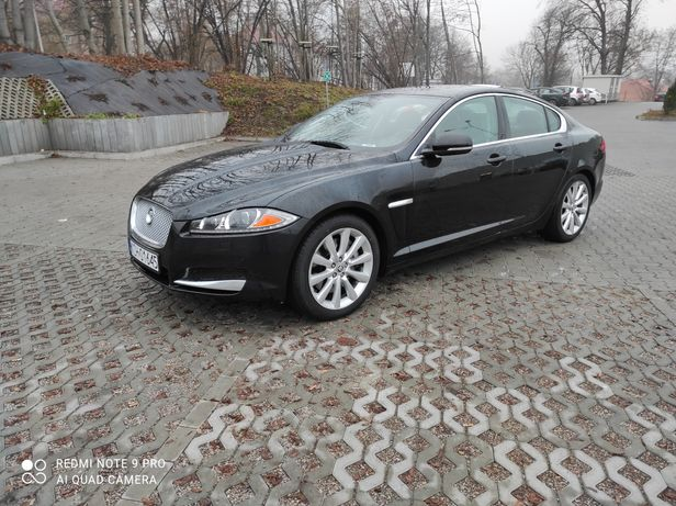 Jaguar xf 3,0 supercharged brutto f-ra
