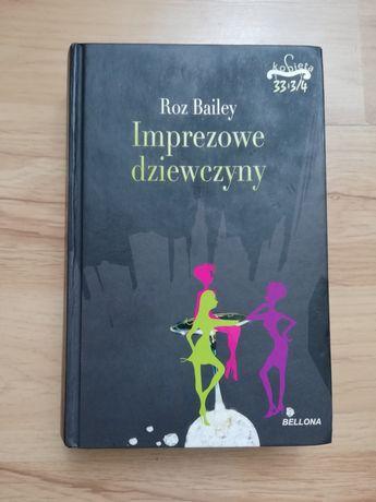 Imprezowe dziewczyny książka