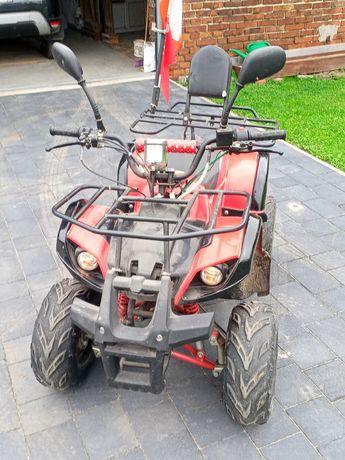 Quad ATV Grizzly 125 - automat - wsteczny - 2018 r. Okazja !