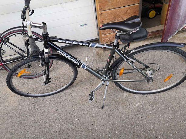 Спортивний алюмінієвий велосипед Madison рама 18 колеса 28