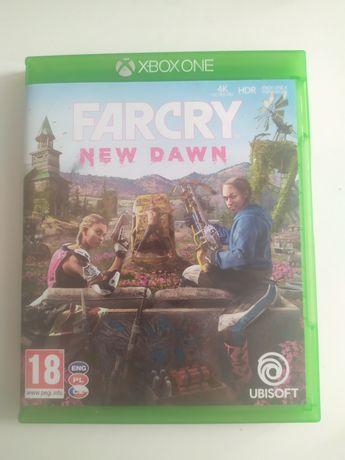 Gra na Xbox one Farcry New Dawn