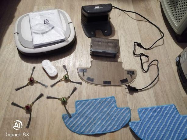Продаю по ненадобностью робот полесос Ecovacs DEEBOOT SLIM2