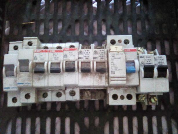 disjuntores e material eletrico