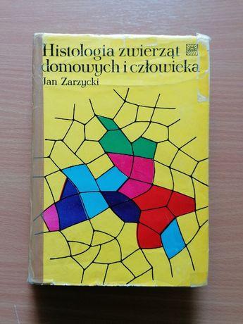 Histologia zwierząt domowych i człowieka (podręcznik z atlasem), 1986