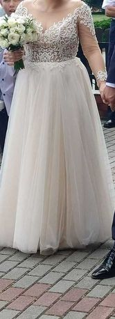 Suknia ślubna DAMANHUR