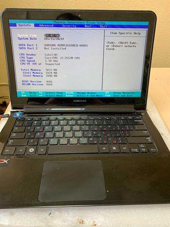 Ультрабук samsung np900