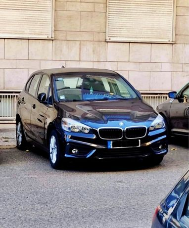 BMW 216d  Active tourer  Twin Power turbo