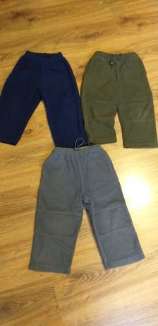 Spodnie polarowe r 98/104