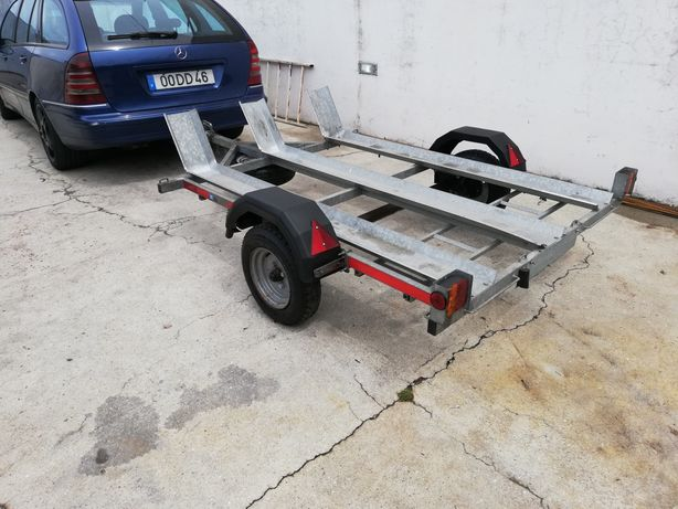 Atrelado reboque Sport trailer Fe 26
