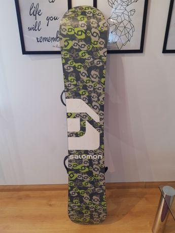 Deska snowboardowa Salomon Special 159 +wiązania