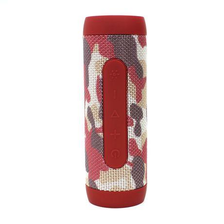 Колонка ZEALOT S22 Camouflage Red