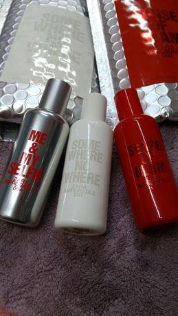 ZARA парфуми для чоловіків та жінок