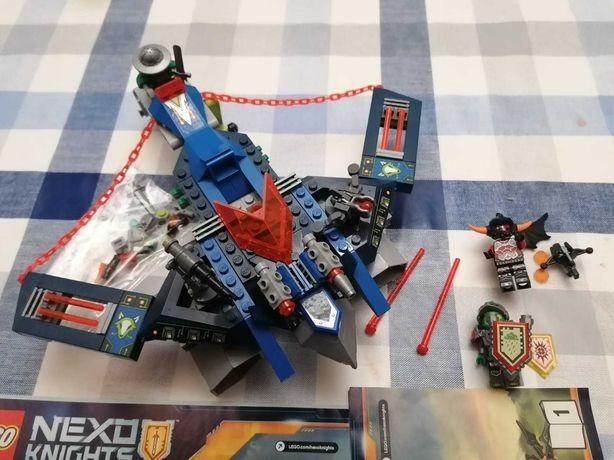 Lego Nexo Knights 70320q Aaron Fox's