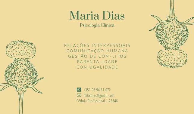 Consultas Psicologia (Família, Casal, Individual) / Coimbra e online