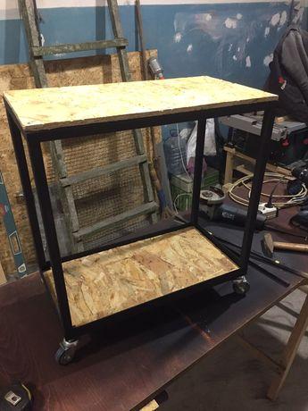 Журнальный столик лофт loft