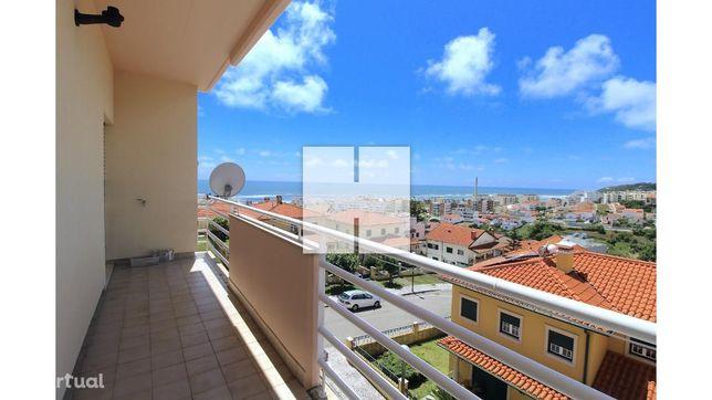 Apartamento T2K c/ Vistas de Mar