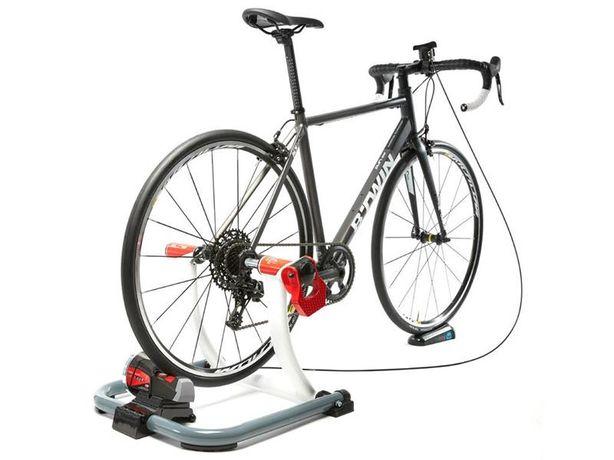 Trenażer rowerowy Rolka treningowa z hamulcem magnetycznym Hamownia