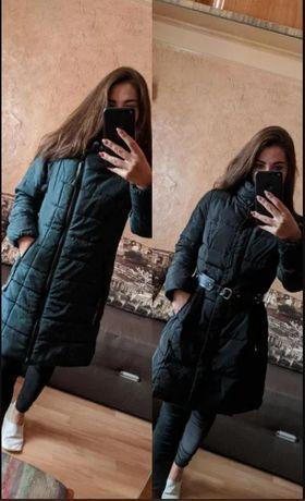 Пуховик зима, курточка зимняя куртка осень женская