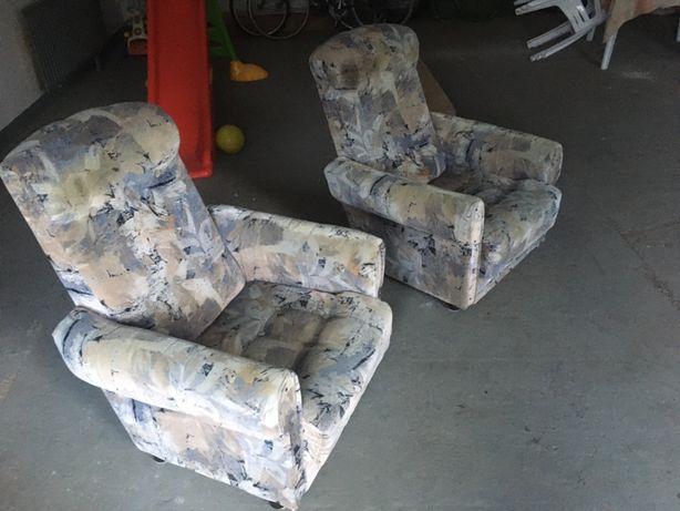 Fotel, 2 sztuki (komplet)