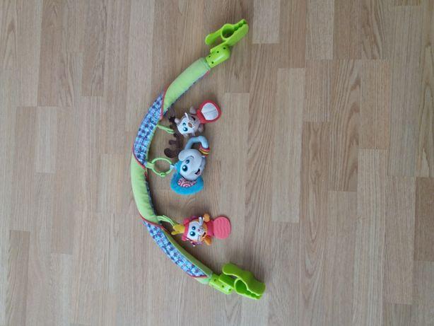 Pałąk zabawka do wózka