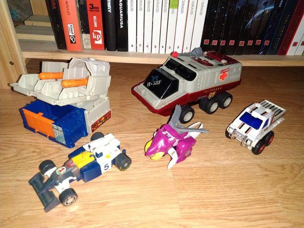 Transformers G1 + inne, zestaw