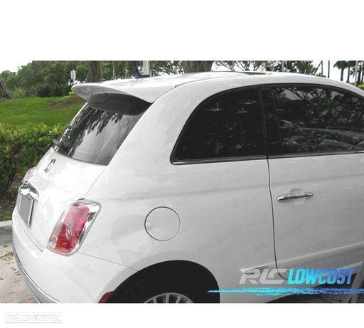 FIAT 500 AILERON SPOILER TRASEIRO (07- ) (12- )
