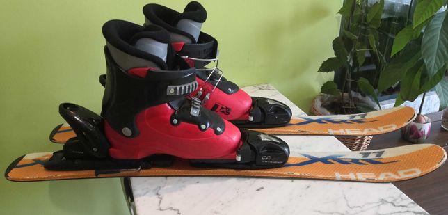 nartu , buty dla dziecka