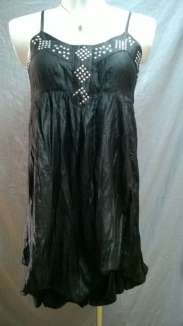 Tuniko-sukienka, piękna bąbeczka, 44-46