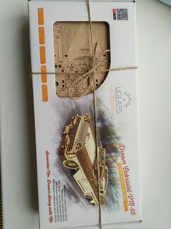 Продам деревянный конструктор