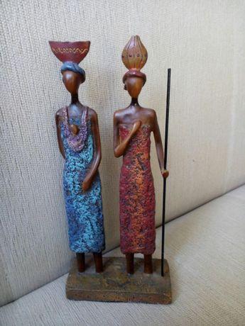 Figurka- Afrykanki