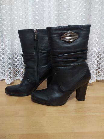 Зимове Шкіряне взуття Не дорого