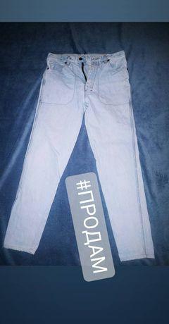 джинсы MOM от Calvin Klein